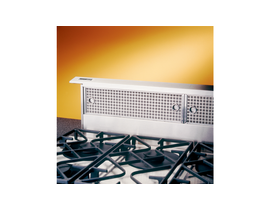 Broan 36 inch 500 CFM Downdraft Range Hood with Internal Blower in Stainless Steel RMDD3604