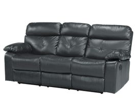 PR Furniture Jett Motion Sofa with Drop down Tray in Slate