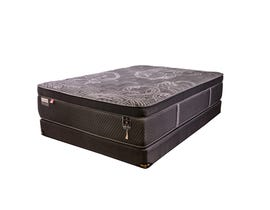 Sleep In Rosemary King Mattress in Grey