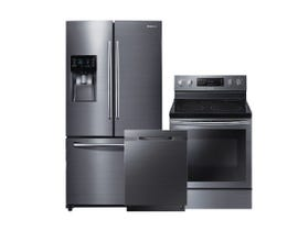 Samsung Black Stainless Steel Package