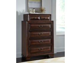 Global Furniture Sarina Chest Varnish Oak