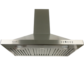 Cyclone 36 inch 550 CFM Wall Mount Range Hood in Stainless Steel SCB51936