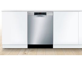 Bosch 300 Series 24 inch 46 dB Dishwasher in Stainless Steel SHEM53Z35C