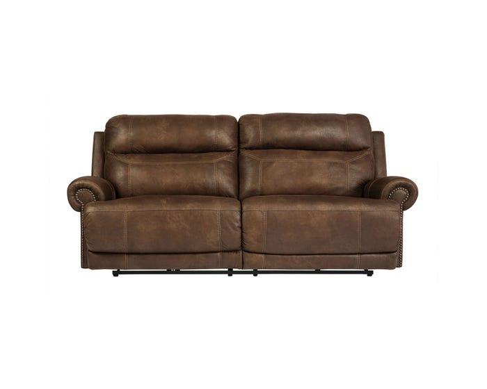 Strange Signature Design By Ashley 2 Seat Reclining Power Sofa In Brown 3840047 Uwap Interior Chair Design Uwaporg