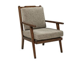 Signature Design by Ashley Chento-Jute fabric Accent Chair in beige 6280260