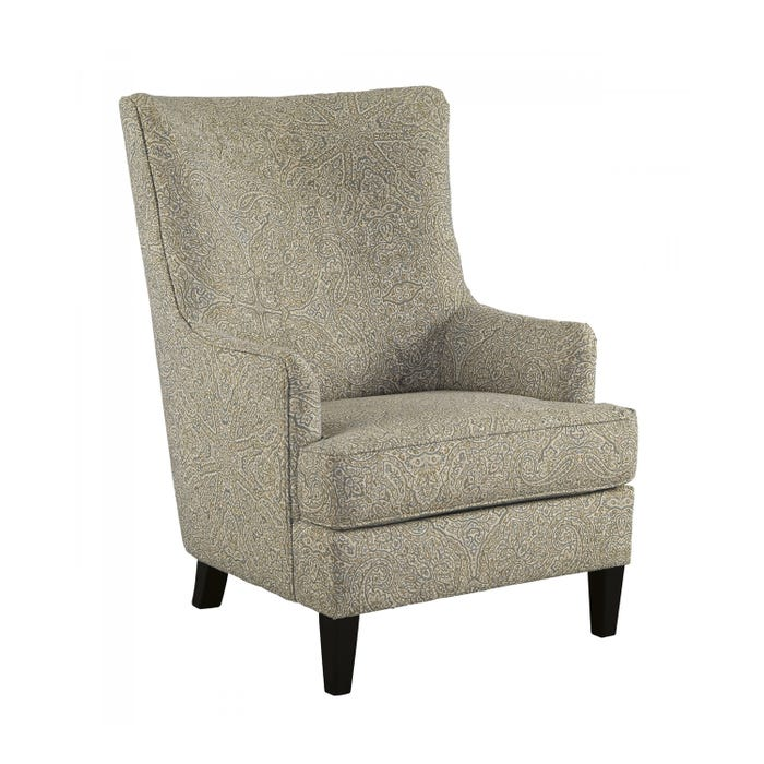 Signature Design by Ashley Fabric Kieran Accent Chair in Chateau brown 4400021