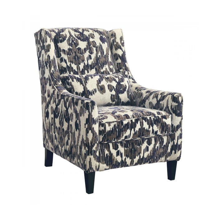Signature Design by Ashley Owensbe Fabric Accent Chair beige black multi-colour pattern 751XX21