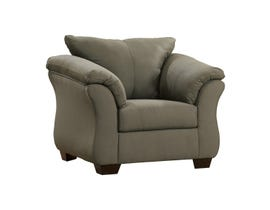 Signature Design by Ashley Darcy Chair in Sage Grey 7500320