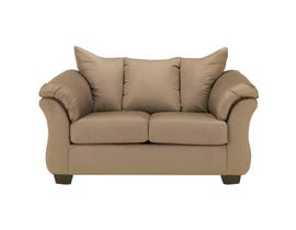 Signature Design by Ashley Darcy Loveseat in Mocha Brown 7500235