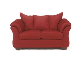 Signature Design by Ashley Loveseat-Darcy-Salsa 7500135
