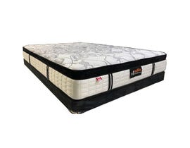 #1 Euro Top Mattress Set