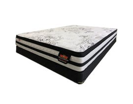 Sleep In Posture Care Euro Top Mattress Set