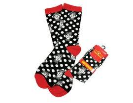 Bad Boy Calf Length Socks