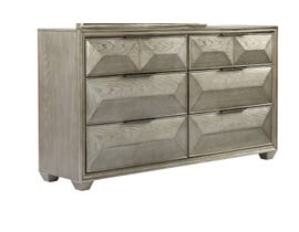 Global Furniture Silver Soho Dresser