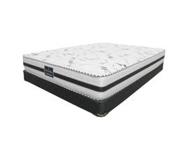 Sleep In Spinal Care Tight Top Pocket Coil Medium Firm Queen Mattress