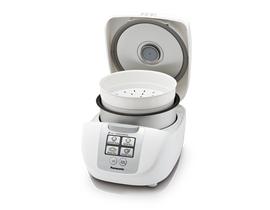 Panasonic 1.0 L Rice Cooker in White SRDF101