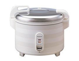 Panasonic 3.6L Commercial Rice Cooker in White SRUH36N