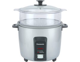 Panasonic 2.2L Rice Cooker in Grey SRY22FGJL