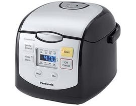 Panasonic 0.8L Rice Cooker in Black SRZC075K