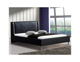 Sinca Sydney King Platform Bed in Black