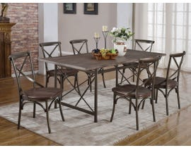 K Living 7 Piece Cloe Regular Dining Set T16637PCS
