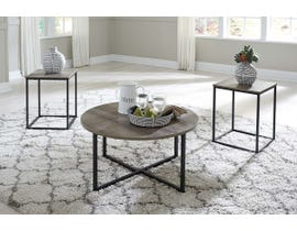 Signature Design by Ashley Wadeworth Series Occasional Table Set (3/CN) T103-213