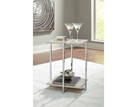 Signature Design by Ashley Bodalli Series Chair Side End Table T200-7