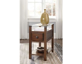 Signature Design by Ashley Diamenton Series Chair Side End Table T217-533
