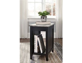 Signature Design by Ashley Diamenton Series Chair Side End Table T217-811