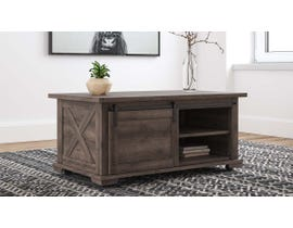 Signature Design by Ashley Arlenbry Series Rectangular Cocktail Table T275-1