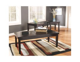 Signature Design by Ashley Denja Series 3 piece Occasional Table Set T281-13