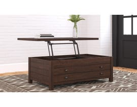 Signature Design by Ashley Camiburg Lift Top Cocktail Table in Warm Brown T283-9