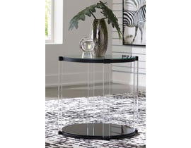 Signature Design by Ashley Delsiny Series Round End Table T289-6