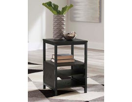 Signature Design by Ashley Airdon Series Chaire Side End Table T394-7