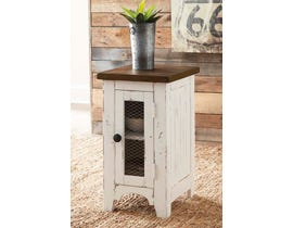 Signature Design by Ashley Wystfiled Series Chair Side End Table T459-7