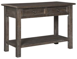 Signature Design by Ashley Wyndahl Series Sofa Table in Rustic Brown T648-4