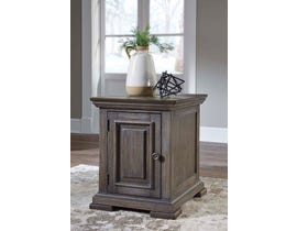Signature Design by Ashley Wyndahl Series Chair Side End Table in Brown T813-7