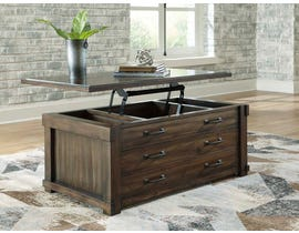 Signature Design by Ashley Lakeleigh Lift Top Cocktail Table in Brown T818-9
