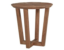 Signature Design by Ashley Kinnshee Series Round End Table in Brown T832-6