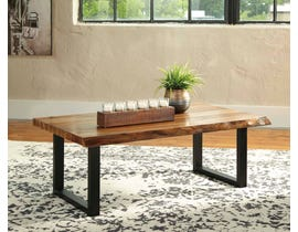 Signature Design by Ashley Brosward Cocktail Table in Two-Tone T855-1