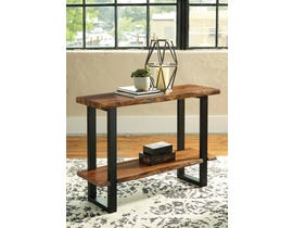 Signature Design by Ashley Brosward Series Sofa Table in Two-tone T855-4