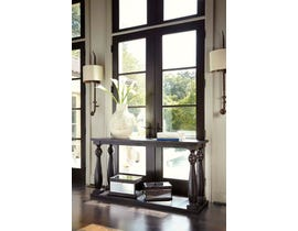 Signature Design by Ashley Mallacar Series Sofa Table in Black T880-4