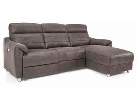 Leather Sectional Marzilli