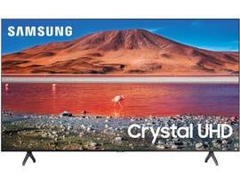 "Samsung 75"" class Crystal UHD 4K Smart TV UN75TU7000"