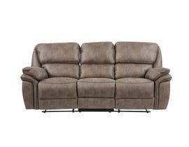 Global Furniture Extra Plush Reclining Sofa