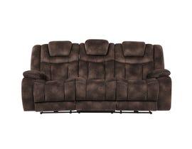 Global Furniture Power Reclining/ Adjustable headrest Sofa