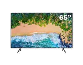 Samsung 65 inch Ultra-HD 4K Smart TV NU7100 Series 7 UN65NU7100FXZC
