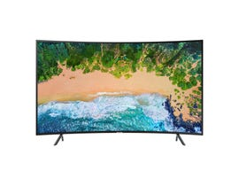Samsung 65 inch Ultra-HD 4K Curved Smart TV NU7300 Series 7 UN65NU7300FXZC