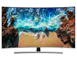 "Samsung 55"" 4K Ultra HD Curved LED Smart TV UN55NU8500FXZC"