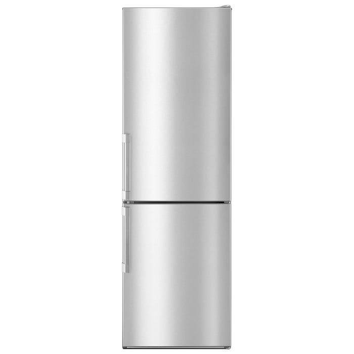 Whirlpool 24 inch 11.3 cu.ft. wide bottom mount refrigerator in stainless steel URB551WNGZ